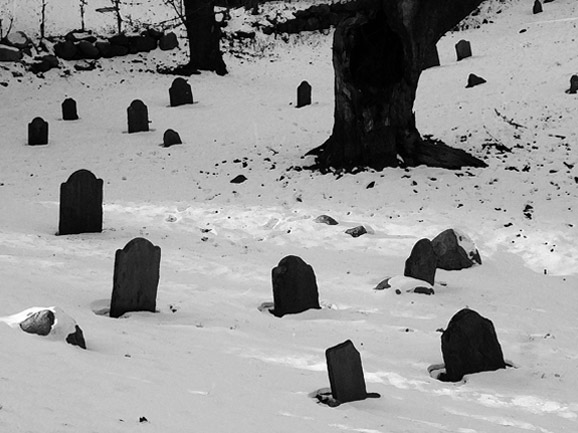 Cemetery on the Hill